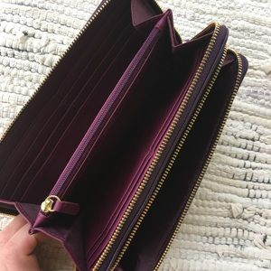 Coach Bags - Coach Accordion Wallet